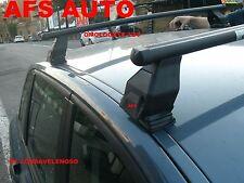 BARRE PORTATUTTO ACCIAIO AFS FIAT STILO ANNO 2010 OMOLOGATE MADE IN ITALY