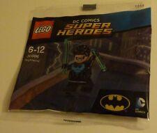 Lego Dc Comics Nightwing (Batman L'alliée) RARE Polybag 30606 bleu figurine