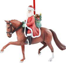 Breyer Horses 2020 Christmas Holiday Dressage Santa Ornament 700653