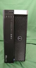 Dell Precision T5610 2x Xeon E5-2609 v2 2.50GHz/ 32GB/ 2TB HD Quadro K2000 #9364