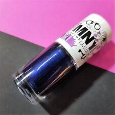 MAYBELLINE MNY MY VARNISH 665 Shiny Dark Blue 7ML NAIL UNGHIE GOTHIC PUNK EMO