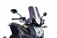 Puig Touringscheibe Stark getönt Honda NC700X Windschild