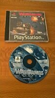 WarGames: Defcon 1  Game for Sony PlayStation PS1 PAL TESTED CD CASE