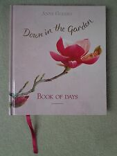 Anne Geddes Down in the Garden : Book of Days (1996, Hardcover) ~ FREE SHIPPING