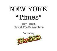 Flo And Eddie - New York Times - Live At The Bottom Line 1979-1994 (NEW CD)