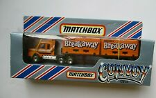 Matchbox Convoy CY18 Delivery Box Truck - Rowntree's Breakaway
