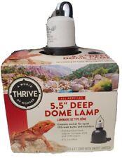 "New listing Thrive 5.5"" Deep Dome Lamp"