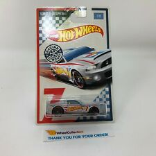 '15 Shelby GT-500 Super Snake * Silver * Hot Wheels Racing Circuit * R21