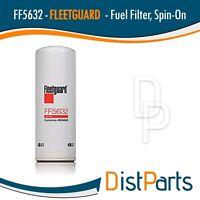 FF5632 Fleetguard Fuel Filter (Pack of 2)