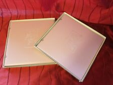 Lot of 2 New Rose Scrapbooks Photo Albums 12 x 12 One New & One Used