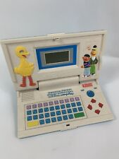 Vintage Sesame Street Super Animated Talking Computer VTech Jim Henson  Working