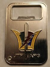 Joint Task Force Afghanistan Special Operation Forces Commander Challenge Coin