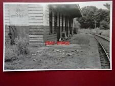PHOTO  TREGARTH RAILWAY STATION LNWR IT WAS LOCATED ON THE BETHESDA BRANCH LINE