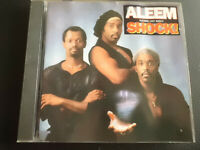 ALEEM  featuring  LEROY  BURGESS  -   SHOCK !  , CD  1987, ELECTRONIC , FUNK ,