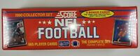 1990 Score NFL Football Factory Set Sealed Complete 690 Cards Stars Rookies New
