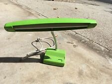 Green Lamp Retro Hanimex Gooseneck Desk Lime 1970s Fluorescent Vintage