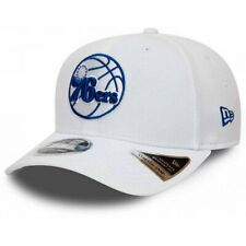 Cap New Era 9Fifty Nba Philadelphia 76ers Base Stretch Snap White Men