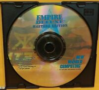 Empire Deluxe Masters Edition  - PC Game Disc, Case Near Mint  Disc 1994