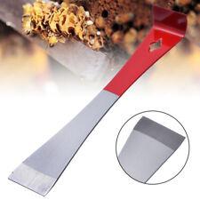 Beekeeping Stainless Steel Hive Tool Scraper Hook Tool Hook For Beekeeper ^US