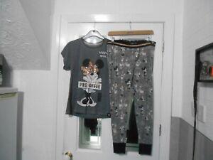 Ladies Disney Pyjamas by Primark - Size 10/12