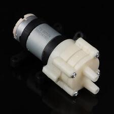 Micro small water pump DC12V mini electric water pump 1.5~2L/min`UK