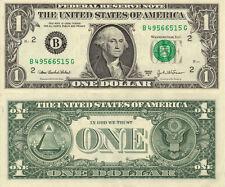 US UNITED STATES (USA)1 DOLLAR USD !!!!