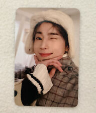 "Seungwoo VICTON MAKESTAR LIMITED PHOTOCARD -  ""THE FUTURE IS NOW"" Album!"