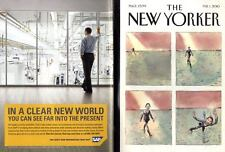 NEW YORKER MAGAZINE 1 FEB 2010, LADY GAGA, BRONZINO, THE TONIGHT SHOW DEBATE,