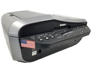 Canon PIXMA MX310 ALL-IN-ONE Inkjet Printer Fax w/ Power Cord Refurbished!