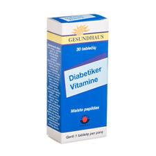 Diabetiker vitamine tablets N30