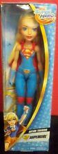 "NIB DC Comics Super Hero Girls Supergirl Doll 12"" Tall Mattel 2015 Never Opened"