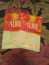 2 - 3 DAY TRIAL PACKS OF PLEXUS HUNGER DRINK MIXES WITH METABURN