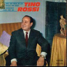 "45T 7"": Tino Rossi: Brasilia, mon amour + 3 titres. columbia. A15"