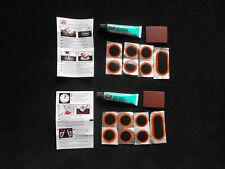 2 X TIP TOP TT 02  Fahrrad Flickzeug Reifen Reparaturset Rennrad Reparatur Set