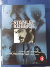 STANLEY KUBRICK COLLECTION 9-disc Collectors' Box Set  Region 2 DVD WB