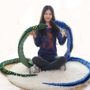 Giant big large Snake Cosplay Plush Anime soft Toy Kids Children kids fancy Gift