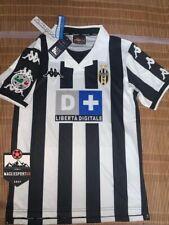 Maglia Juventus 1999-2000 - Calcio Jersey Vintage Juve Del Piero Zidane Ronaldo