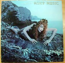 ROXY MUSIC BRYAN FERRY SIREN THE FIFTH ROXY ALBUM LP MINT 1975