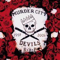 2LP THE MURDER CITY DEVILS R.I.P. GARAGE ROCK  VINYL