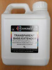 Colourcraft Transparent Base Extender 1l