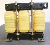 SIEMENS Transformator 4AP4303-2LB Input PRI 380VAC 50/60Hz Output SEC 165V