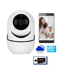 HD 1080P IP Kamera WLAN CCTV Überwachungskamera 2.0MP IR Nachtsicht Babyphone DE
