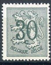 STAMP / TIMBRE DE BELGIQUE N° 1027 ** LION HERALDIQUE