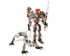 LEGO Bionicle Warriors 8924: Maxilos and Spinax