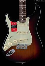 Fender American Professional Stratocaster 3-Tone Sunburst Rosewood Lefty (661)