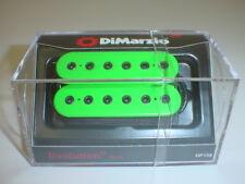 DIMARZIO DP158 Evolution Neck Humbucker Guitar Pickup - Regular Spacing GREEN