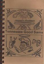 *CHATTANOOGA TN VINTAGE *TENNESSEE GOOD SAMS COOK BOOK *CAMPING CLUBS *RECIPES