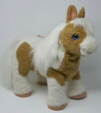 """Hasbro FurReal Friends 15"""" Baby Butterscotch My Magical Show Pony/Horse"""