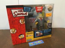 Playmates The Simpsons Environment Be Sharp Centennial w/ Dr. Dolittle NEW