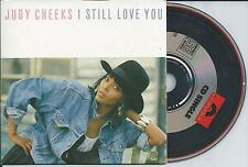 JUDY CHEEKS - I still love you CD SINGLE 3TR CARDSLEEVE 1988 (POLYDOR) Germany